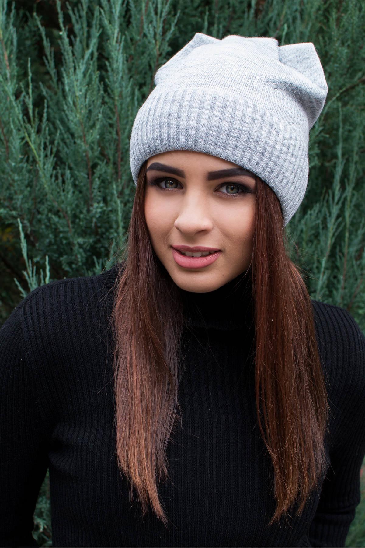 купить оптом женскую шапка Шапка Катюша