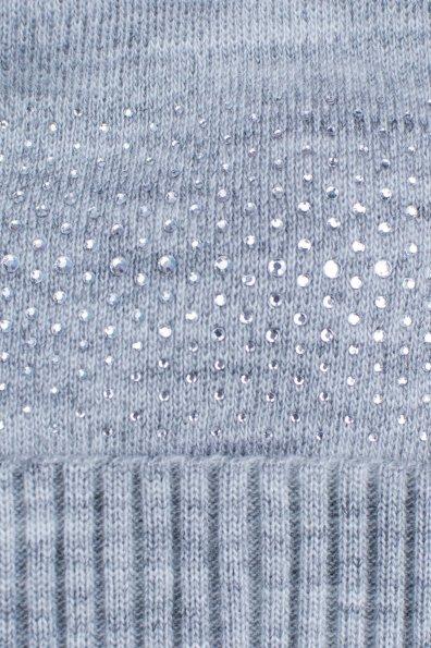 Шапка Катюша Цвет: Светло-серый