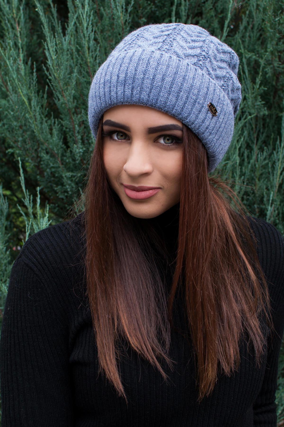 женская шапка оптом Шапка Нэлли