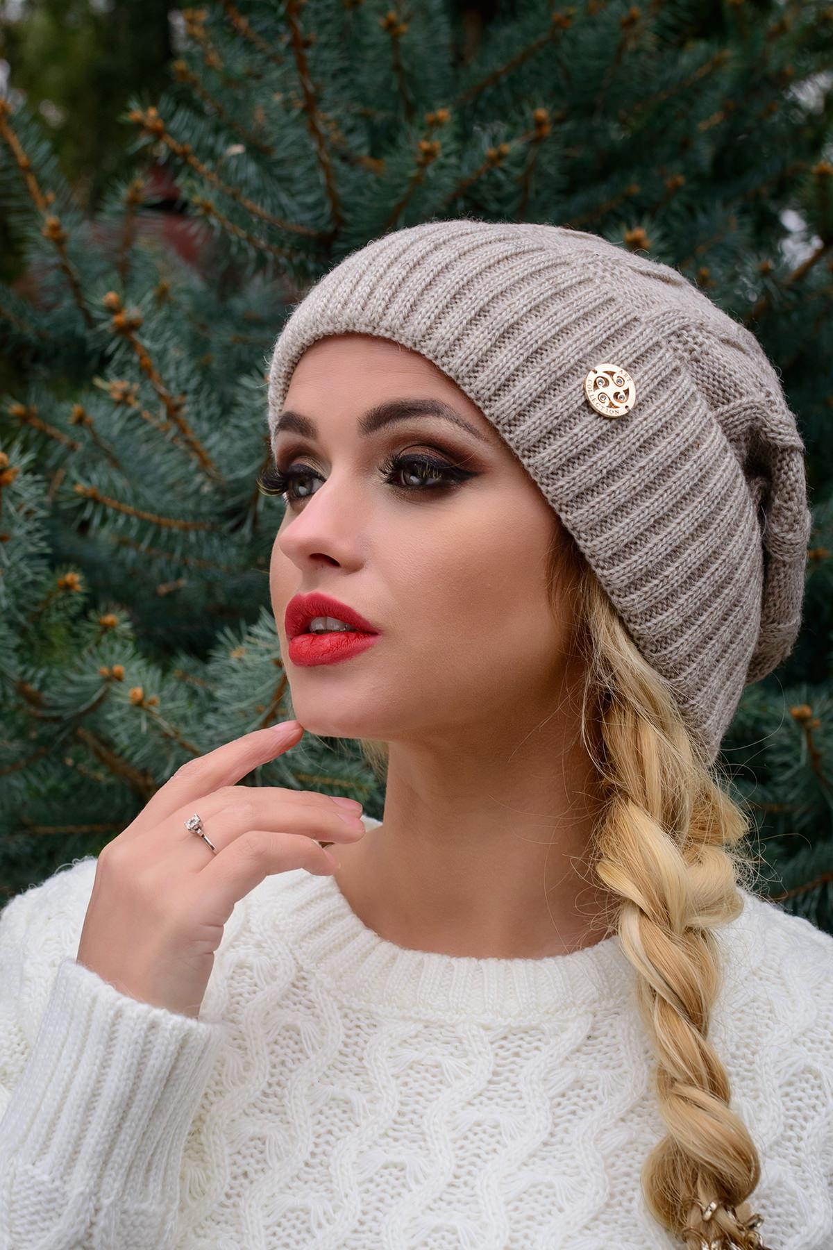 Женские шапки оптом Шапка Майя