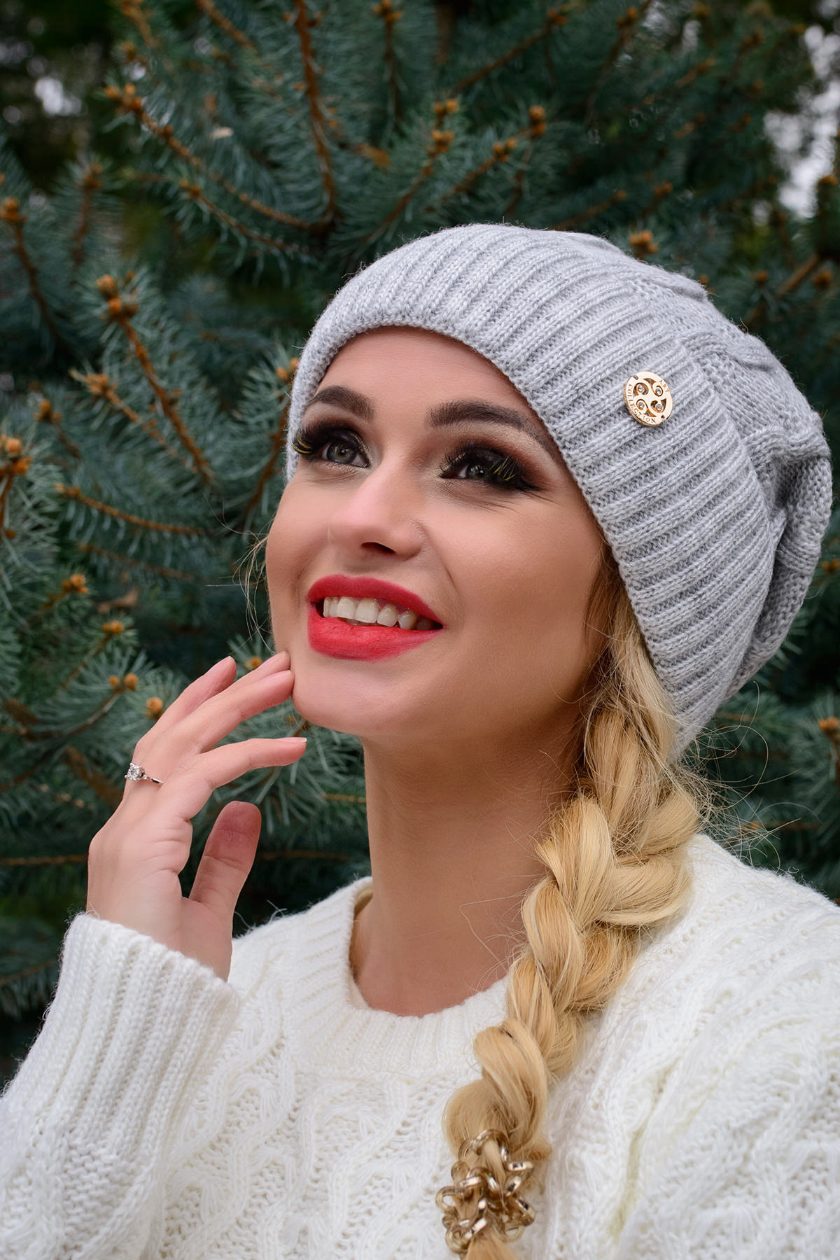 Женские шапки от производителя Шапка Майя