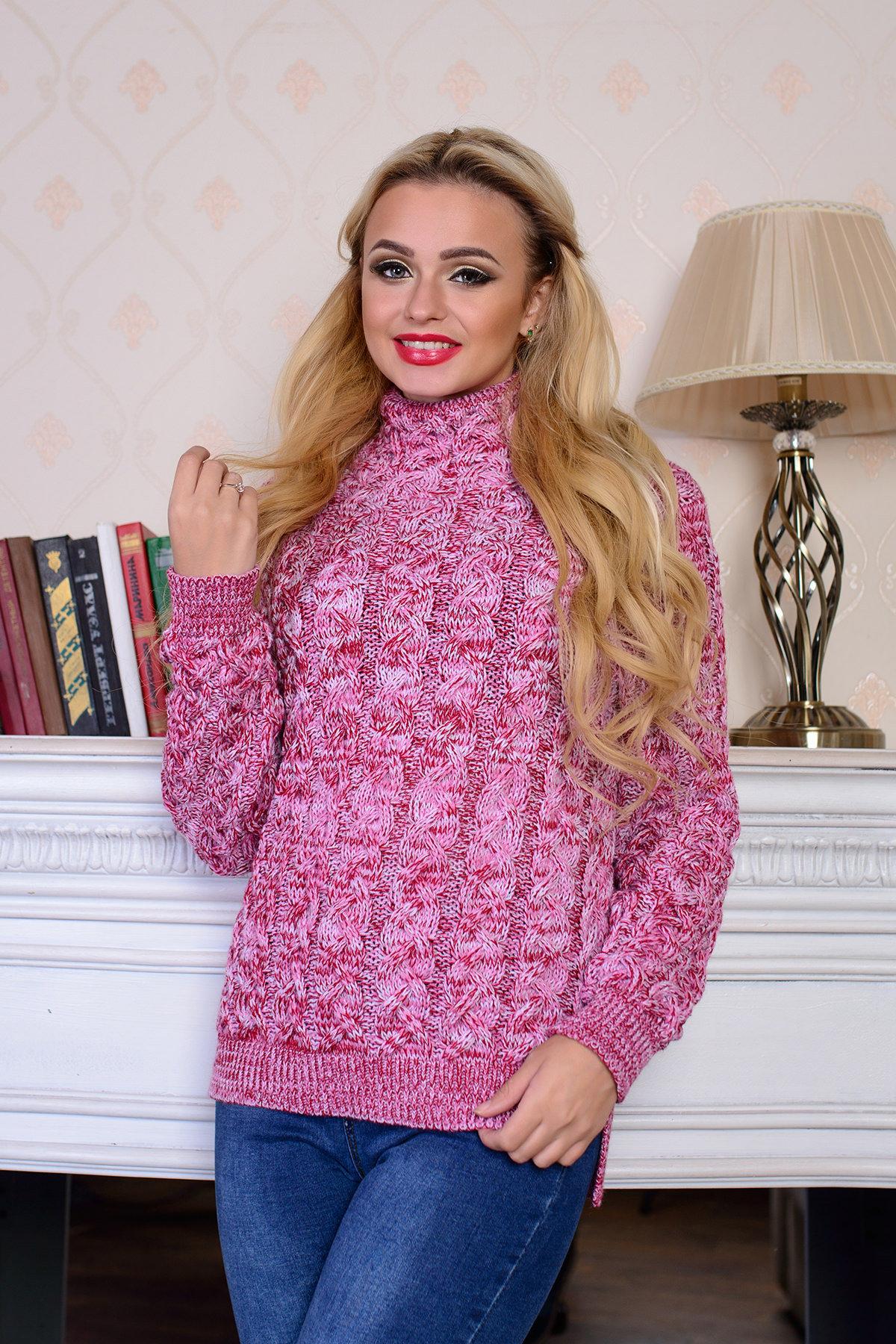 свитер вязаный женский Свитер Мила