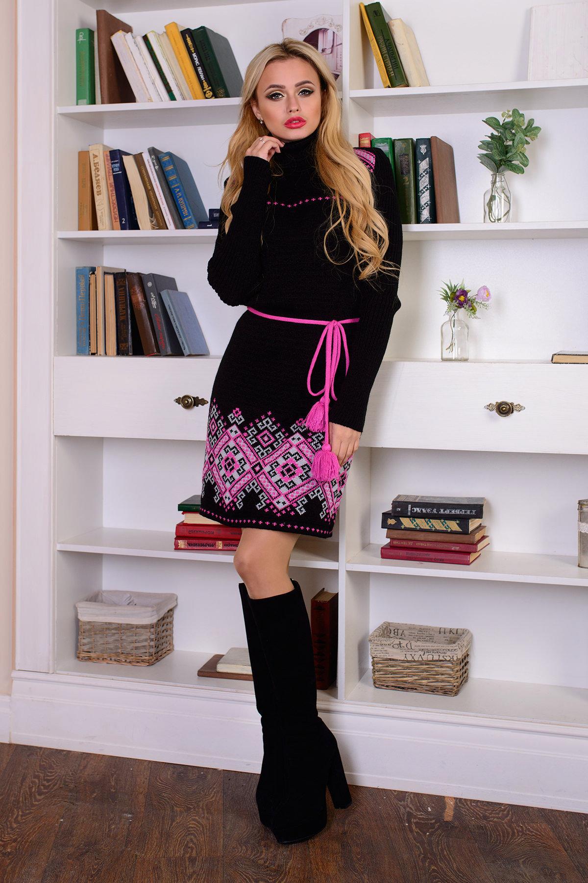 платья вязаные от производителя Платье Иванка