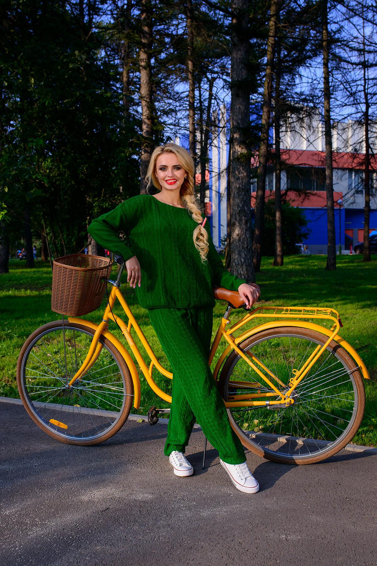 вязаные женские свитера и кофты Свитер спортивный Лало