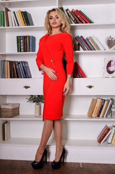 """Купить Платье """"Филадельфия 3/4  костюмка креп"""" оптом и в розницу"""