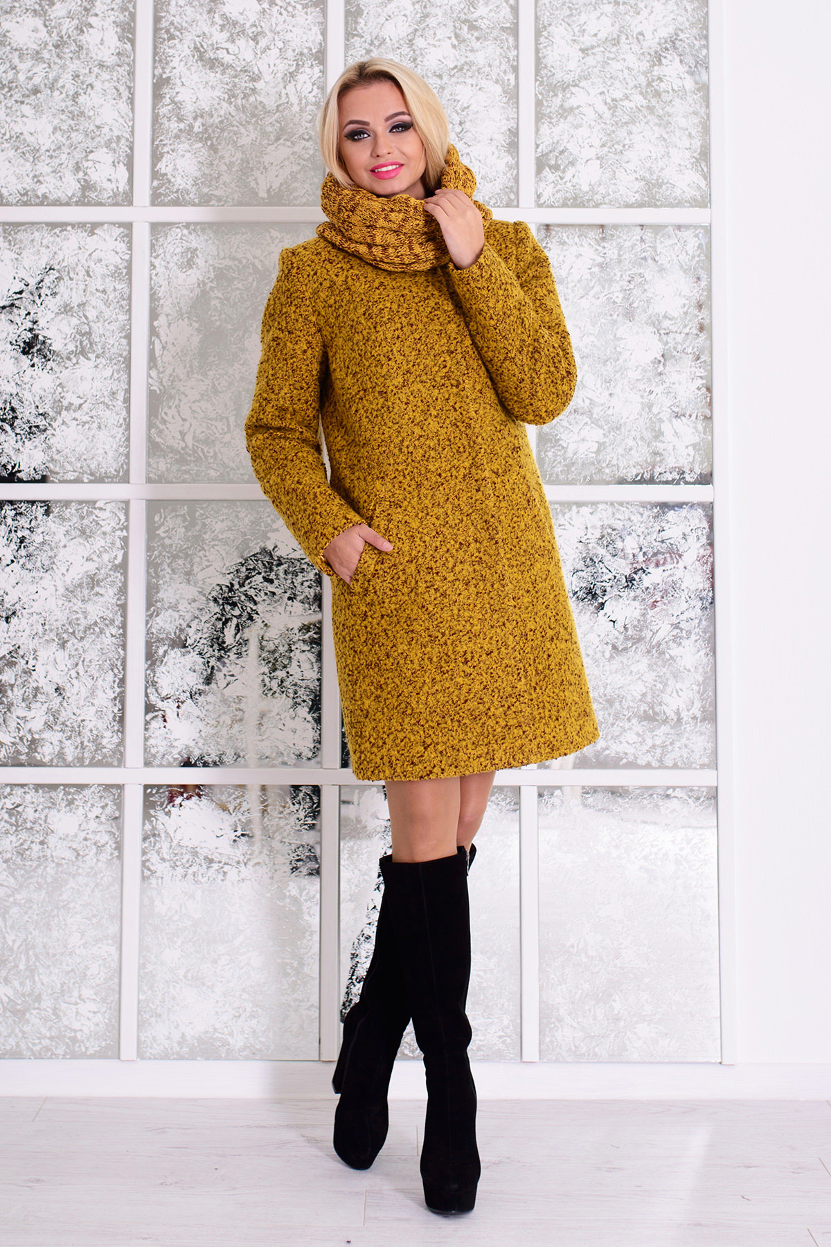 дешевое пальто оптом Пальто Фортуна 0574