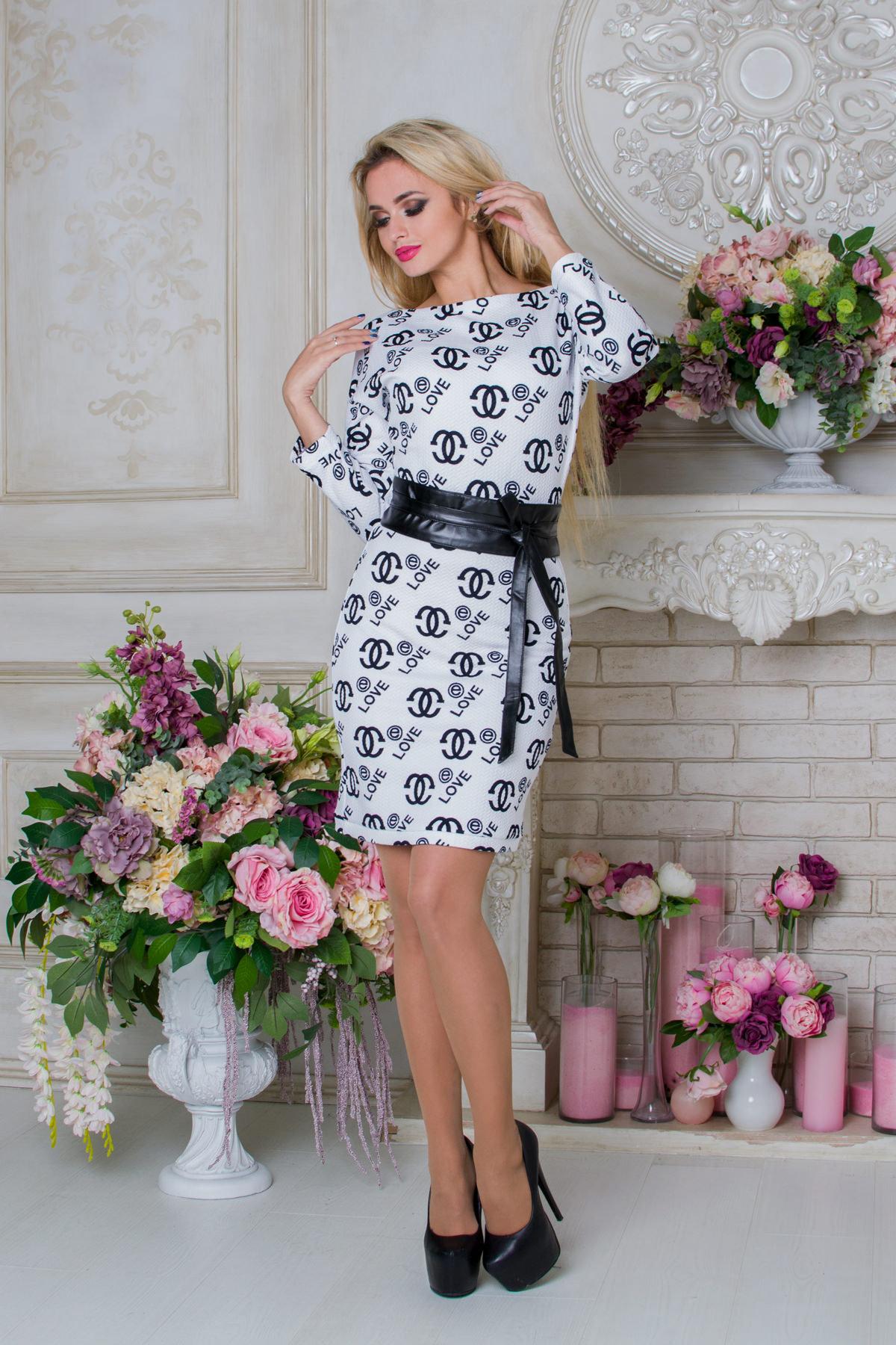 Женские платья от производителя оптом Платье Бирма лайт 4940