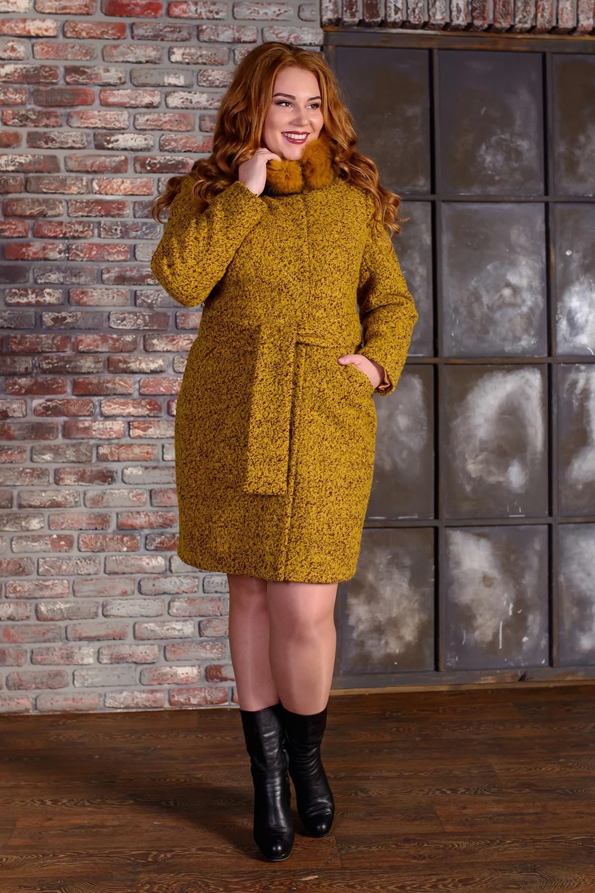 пальто зимнее от производителя Пальто Луара 0572