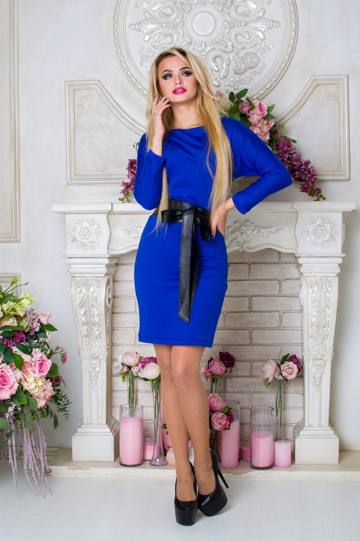 Купить платья оптом от производителя Платье Жозефина джерси