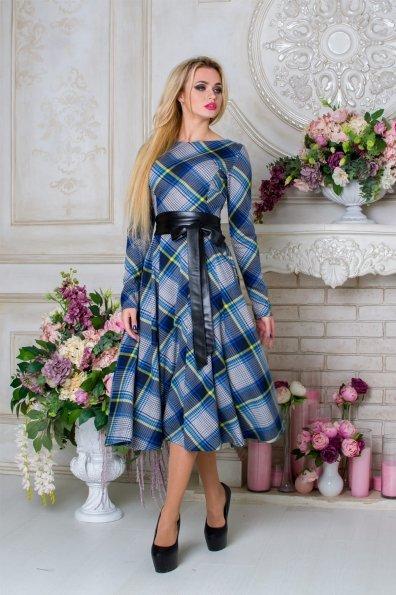 """Купить Платье """"Карен лайт принт француз"""" оптом и в розницу"""