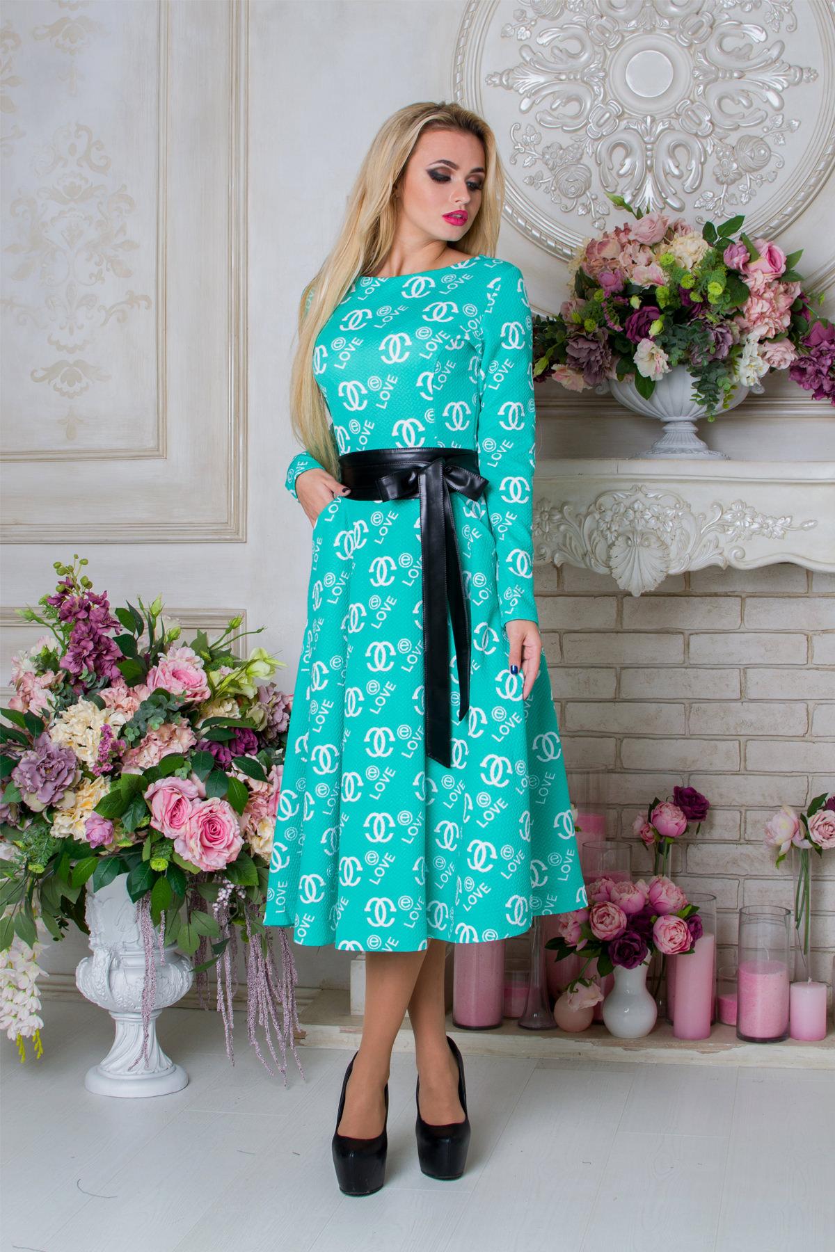 Женская одежда оптом от производителя Платье Карен лайт 4938