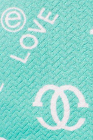 Платье Карен лайт 4938 Цвет: Мята Love