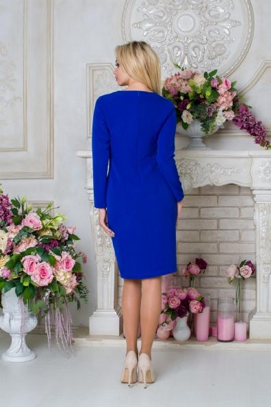 Платье Латтэ Цвет: Электрик 6