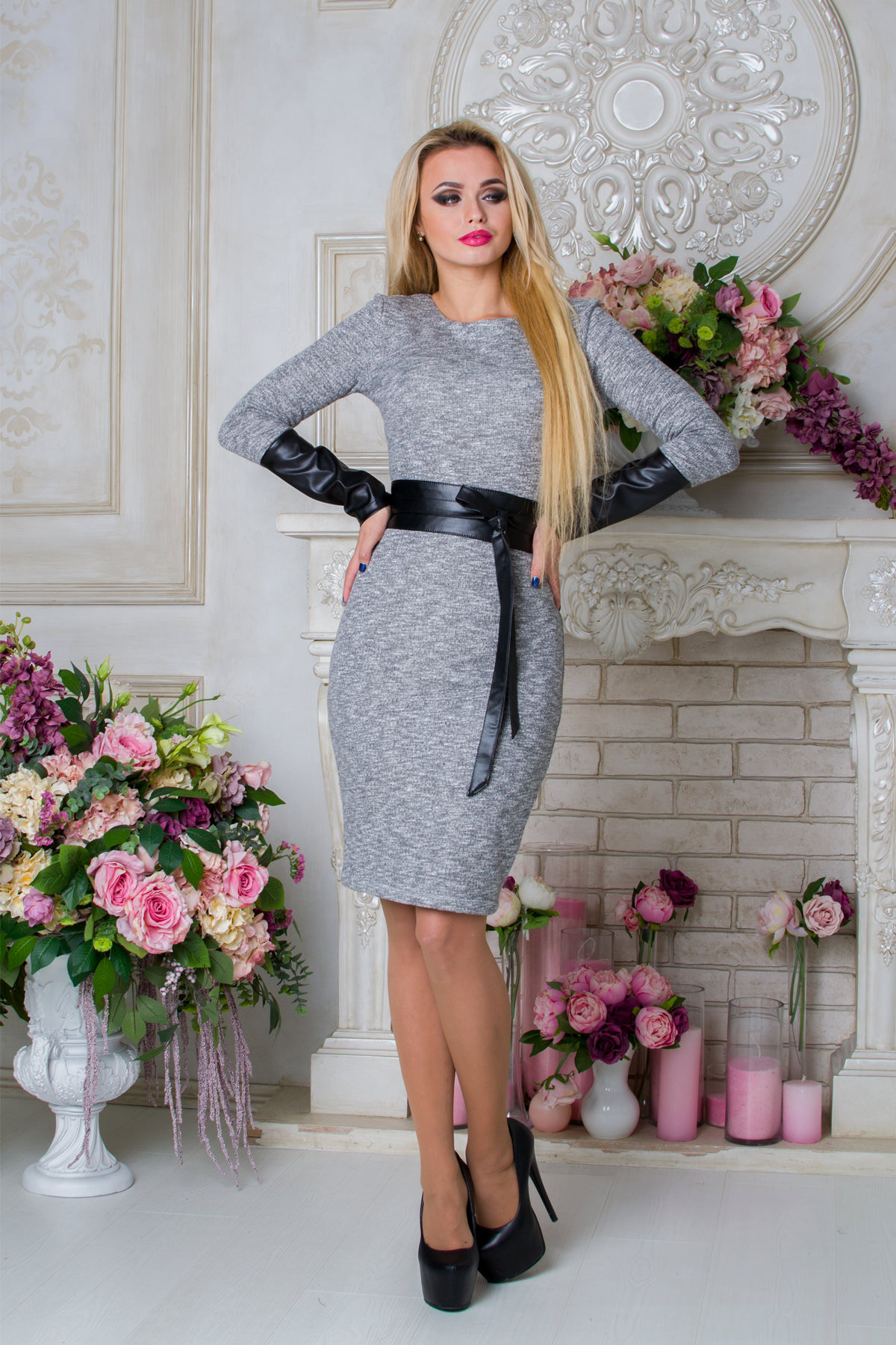 Женские платья оптом от Modus Платье Спектр 4640