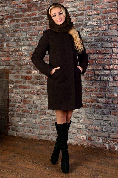 """Купить Пальто """"Сплит шерсть зима хомут"""" оптом и в розницу"""