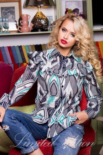 """Купить Блуза """"72050"""" оптом и в розницу"""