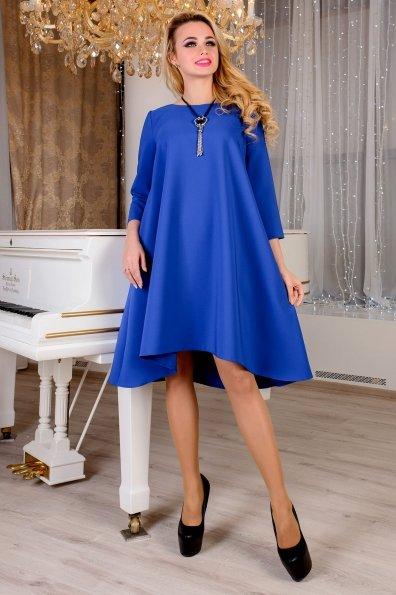 """Купить Платье """"Бирсен 3/4 костюмка креп"""" оптом и в розницу"""