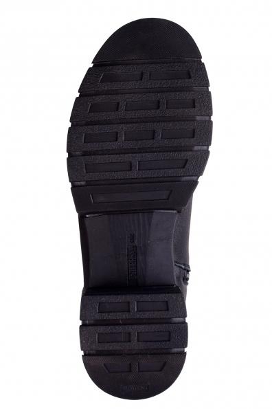 Ботфорты 443 Цвет: Черный