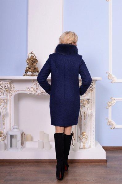 """Купить Пальто """"Милтон букле крупное зима песец"""" оптом и в розницу"""