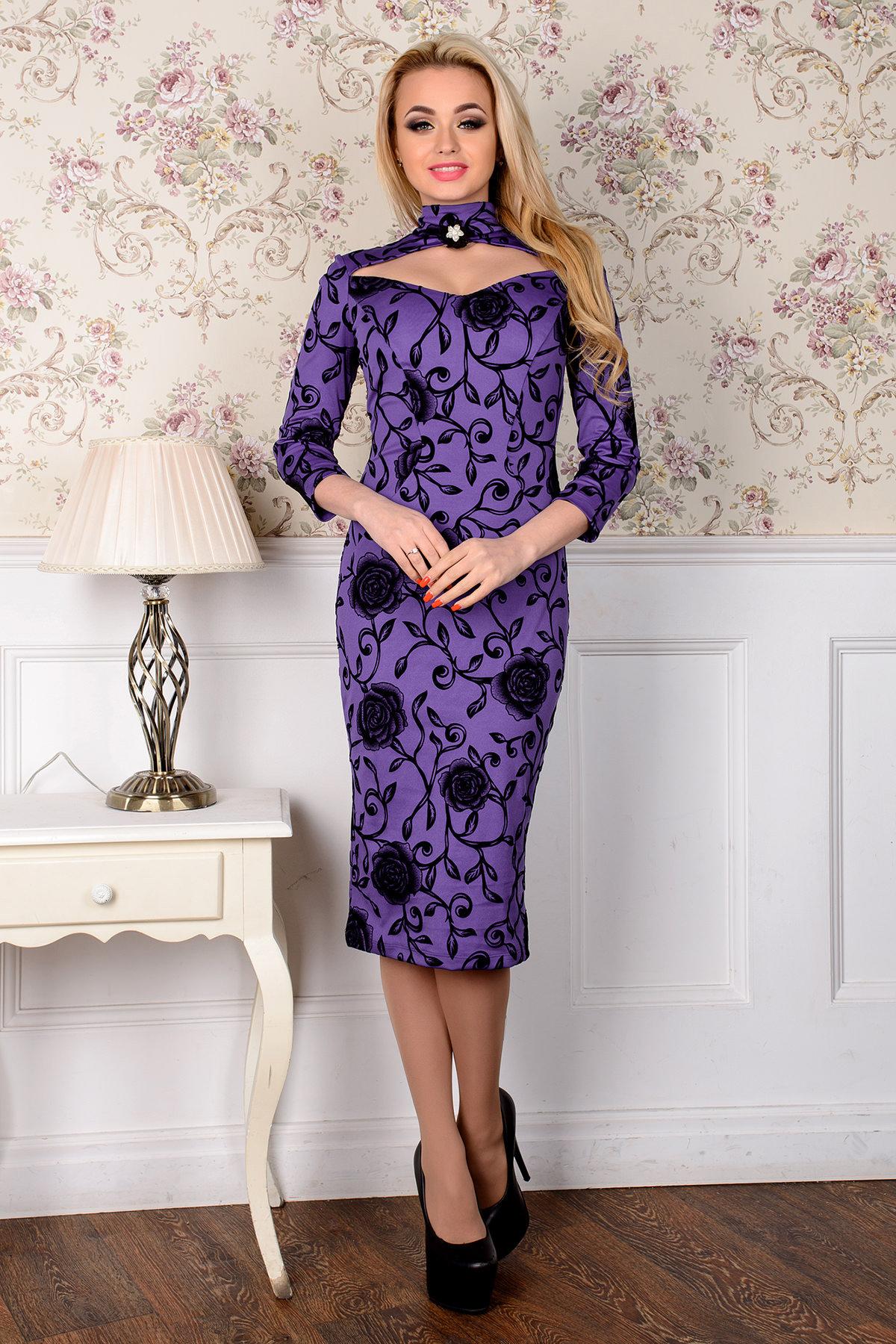 Коктейльное платье оптом от Modus Платье Шамбор 1362