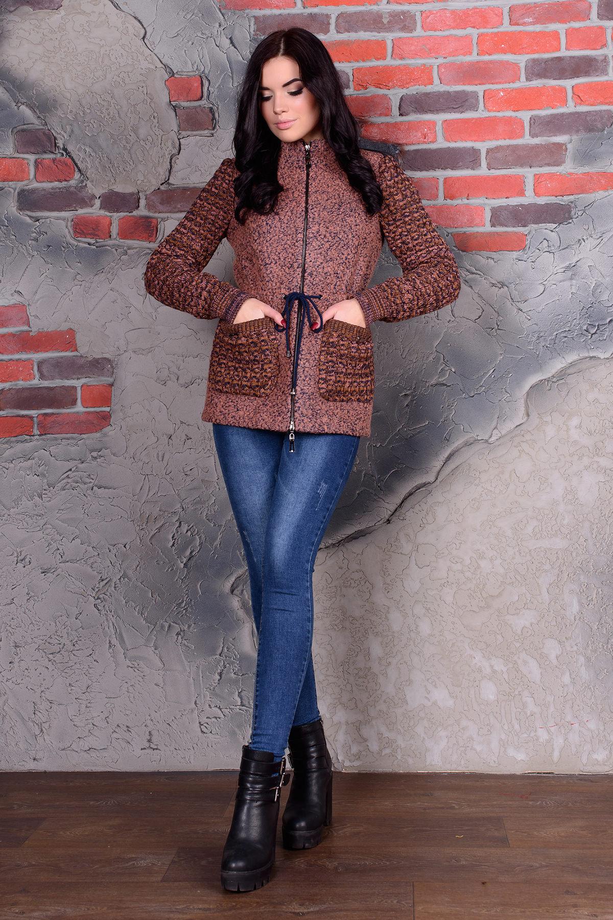 Пальто оптом от производителя Modus Пальто Старк 1091