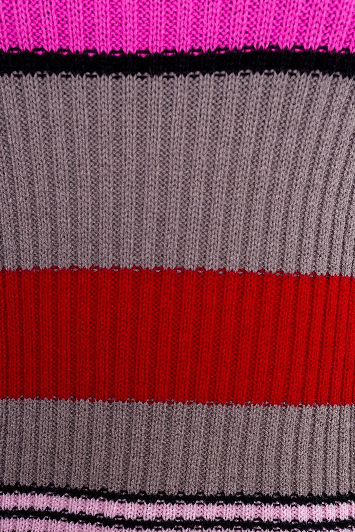 Гольф Кроха АРТ. 9960 Цвет: Вишня/малина/капучино - фото 4, интернет магазин tm-modus.ru