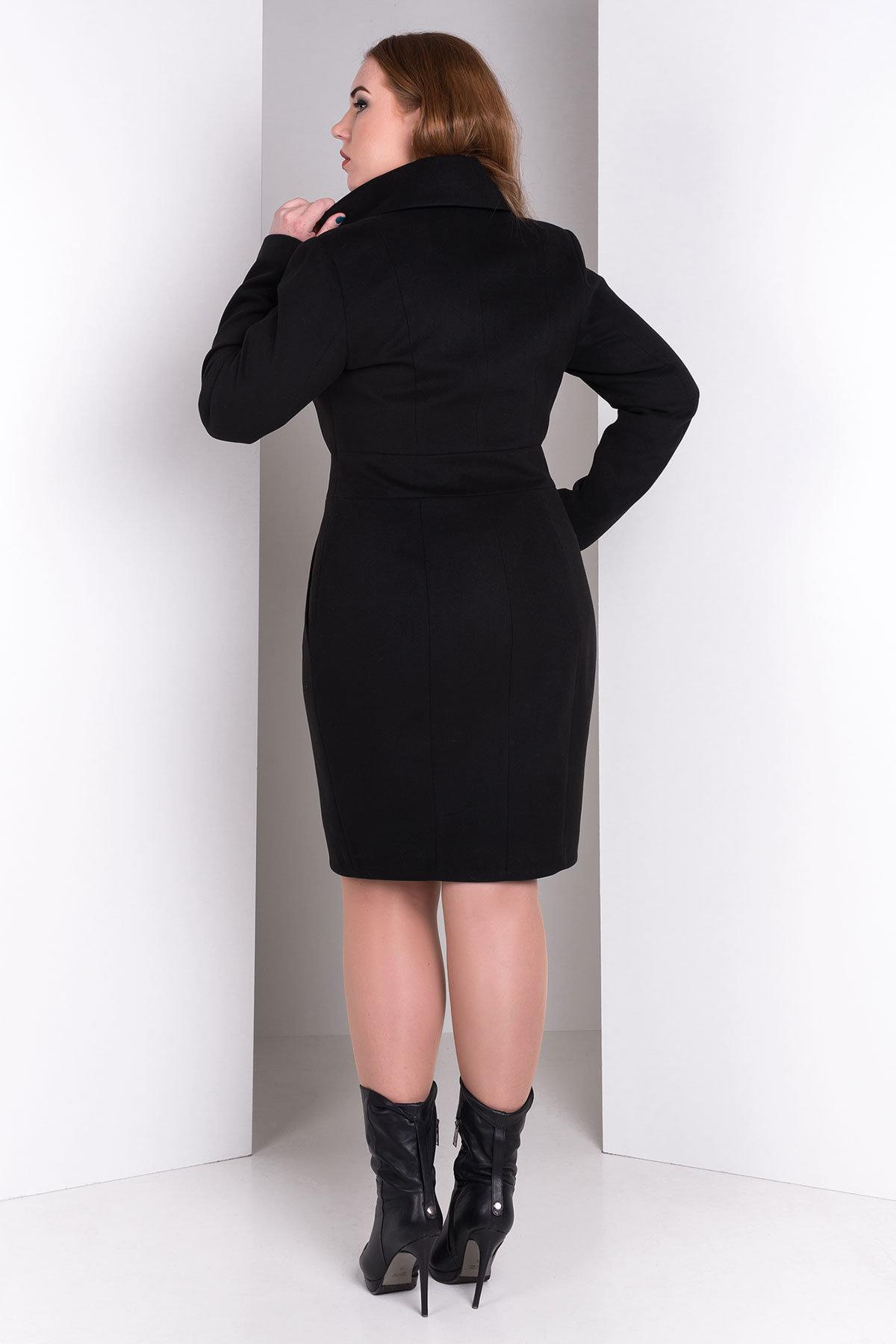 Пальто Магия Donna Цвет: Черный