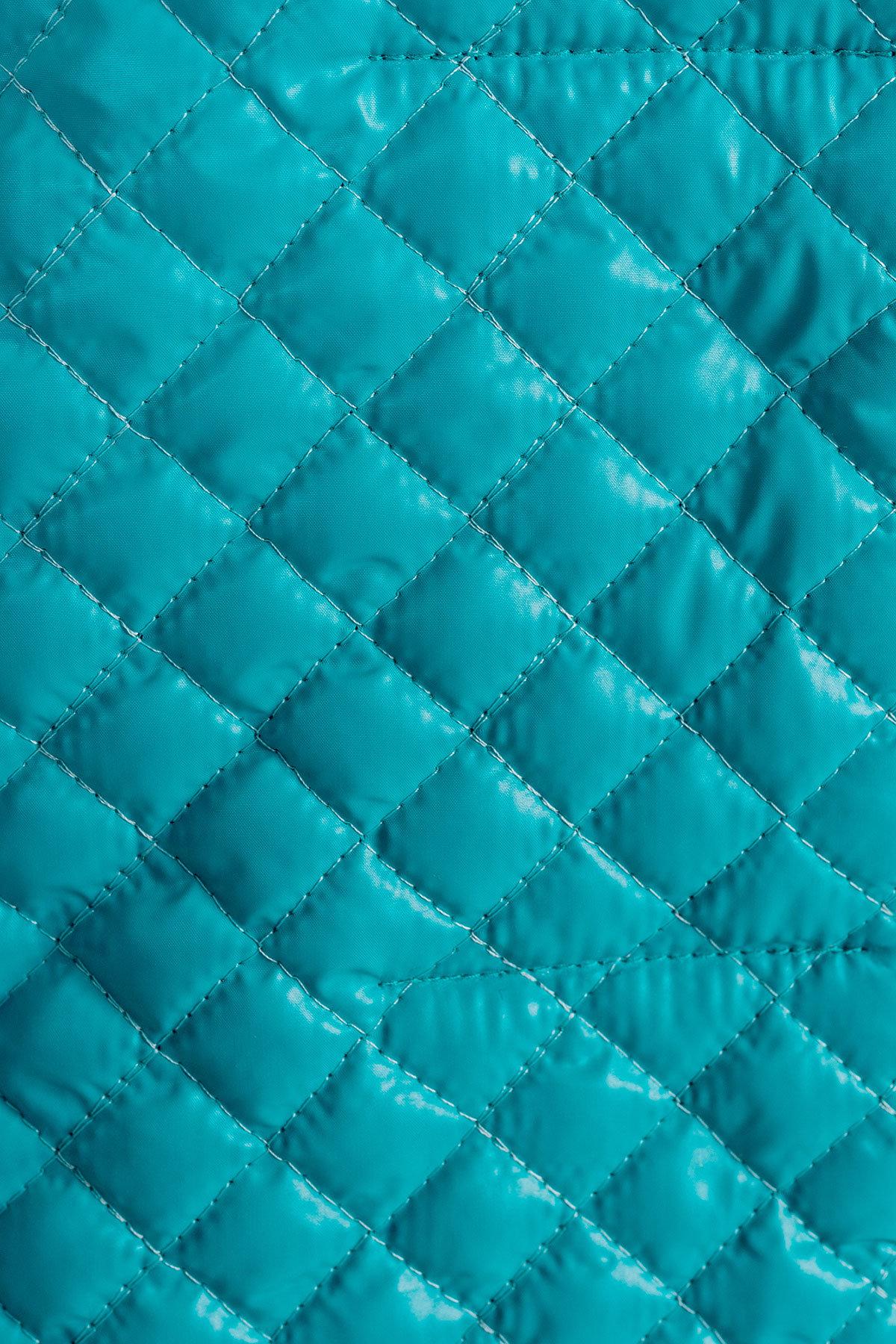Пальто Салли 1965 АРТ. 9992 Цвет: Бирюза - фото 4, интернет магазин tm-modus.ru