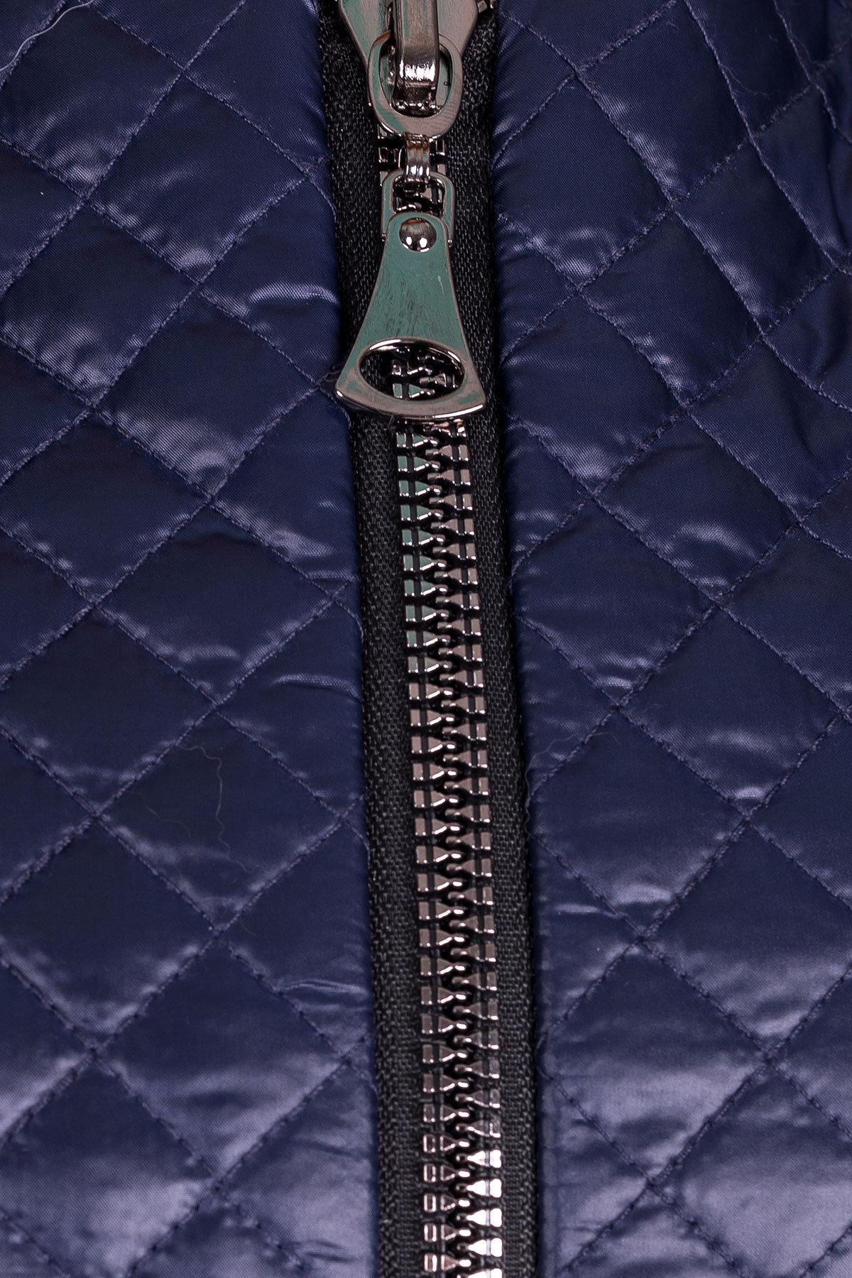 Пальто Соул 1975 АРТ. 9990 Цвет: Тёмно-синий  - фото 4, интернет магазин tm-modus.ru