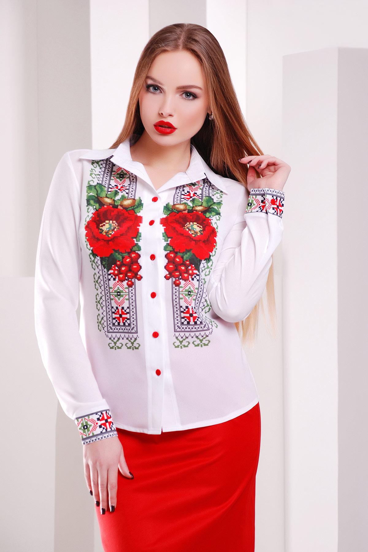 Блузка для вышивки купить в украине