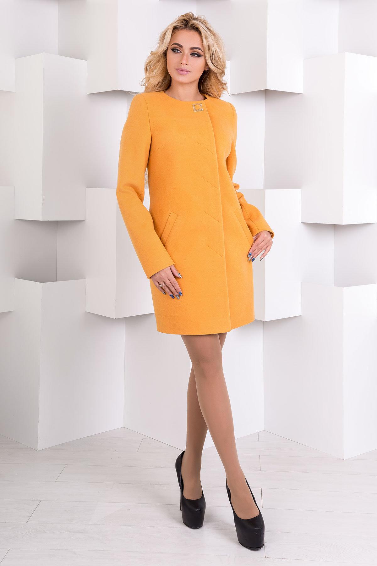 магазины женского демисезонного пальто Пальто Фортуна 4812