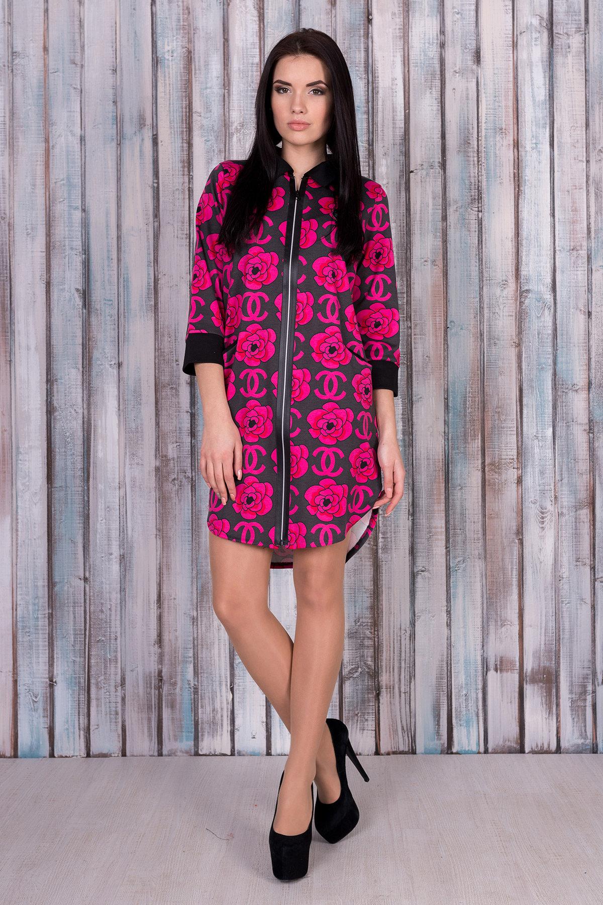 Купить платья оптом от производителя Платье 0059