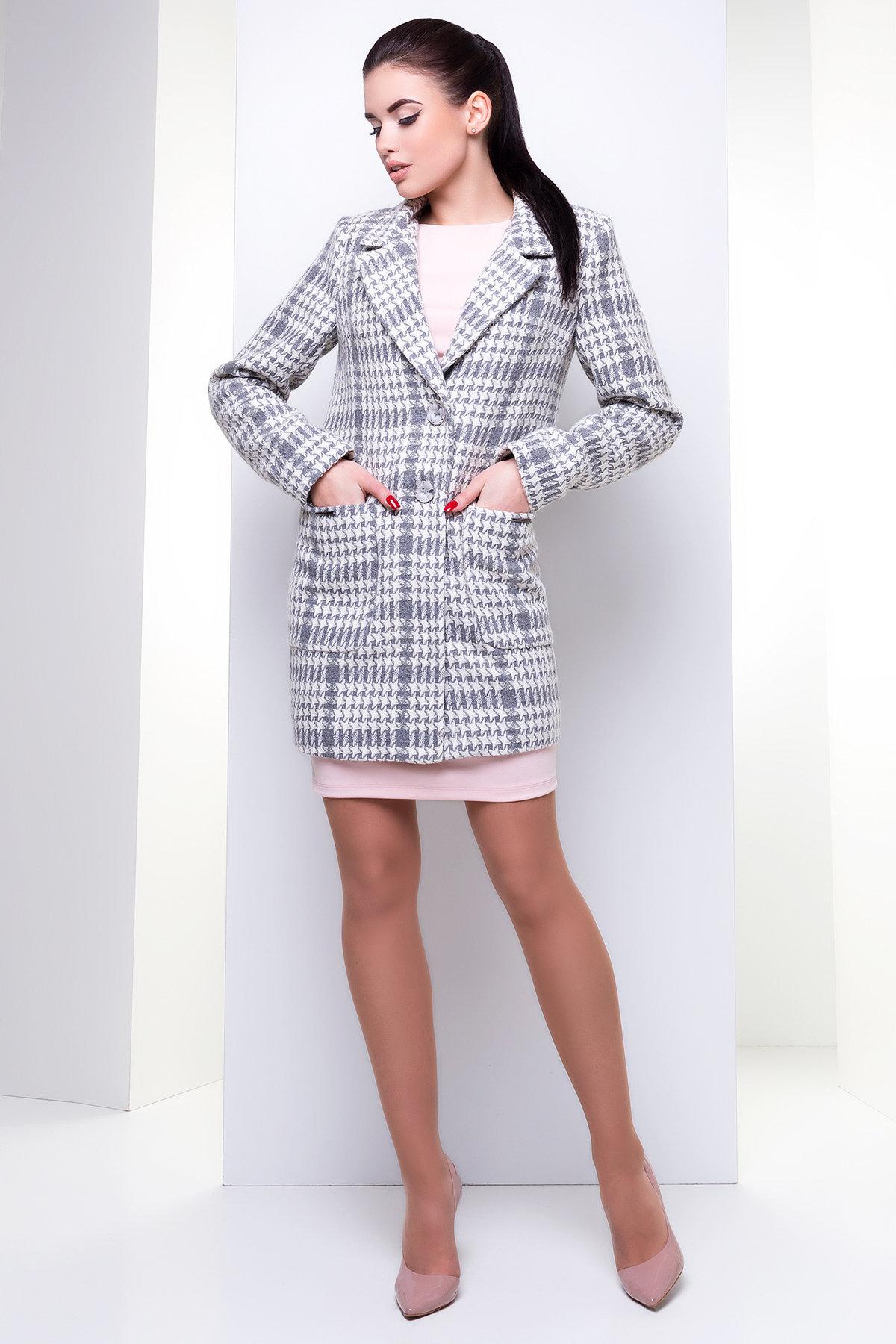 Купить оптом женское пальто недорого Пальто Вейси 1853