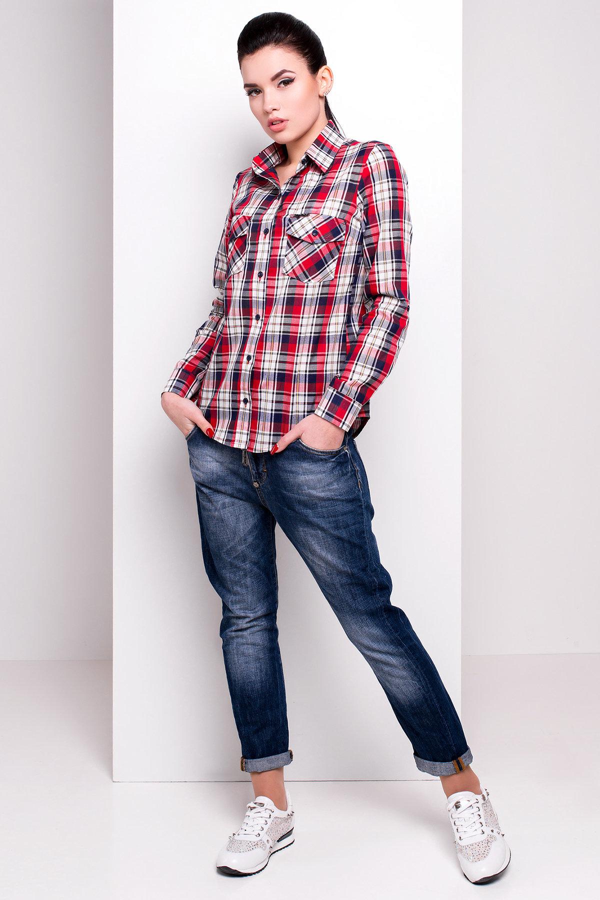 Блузки оптом от производителя Modus Рубашка Зара 3483