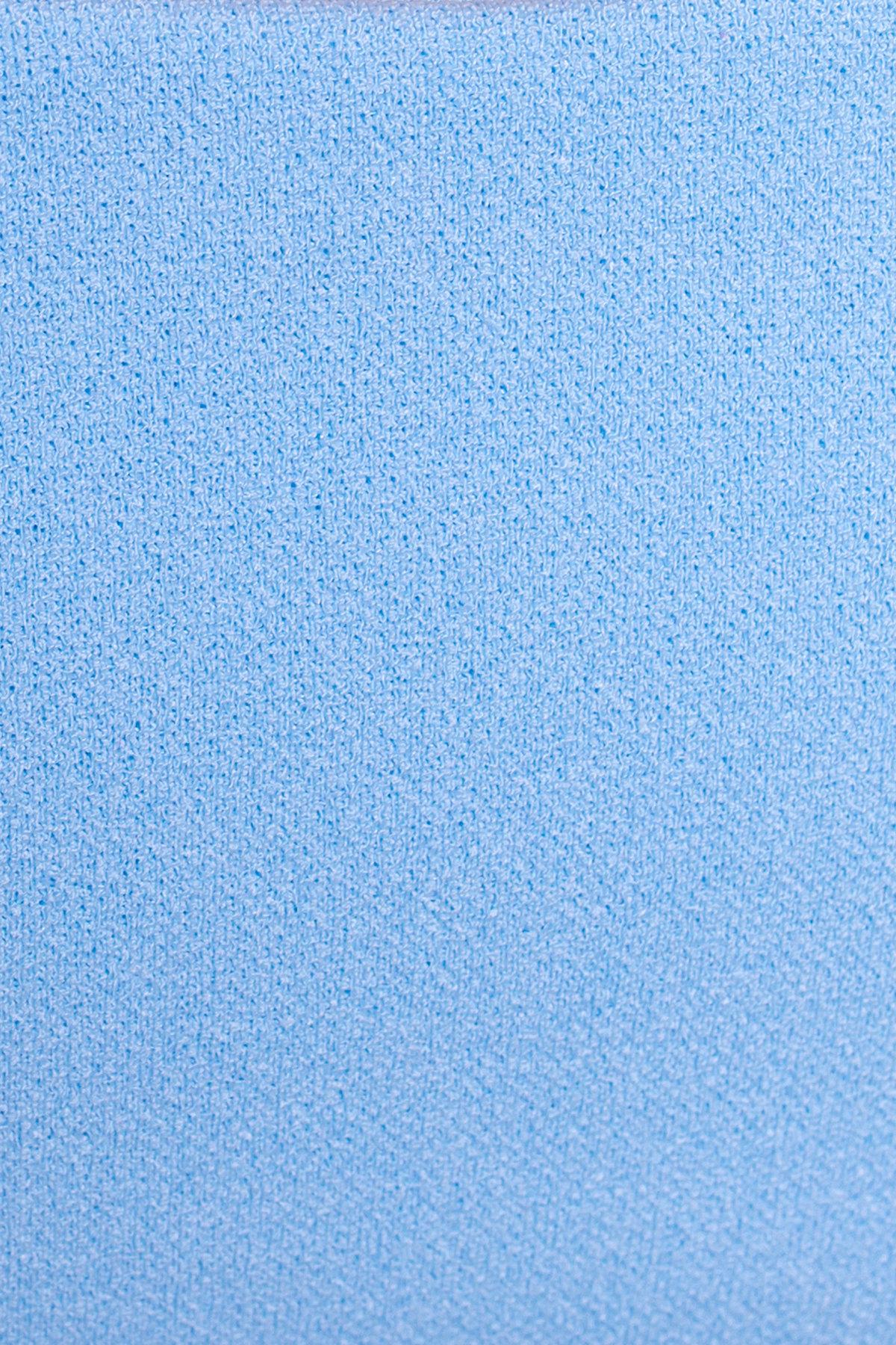 Платье Тата 2099  АРТ. 13588 Цвет: Голубой - фото 2, интернет магазин tm-modus.ru
