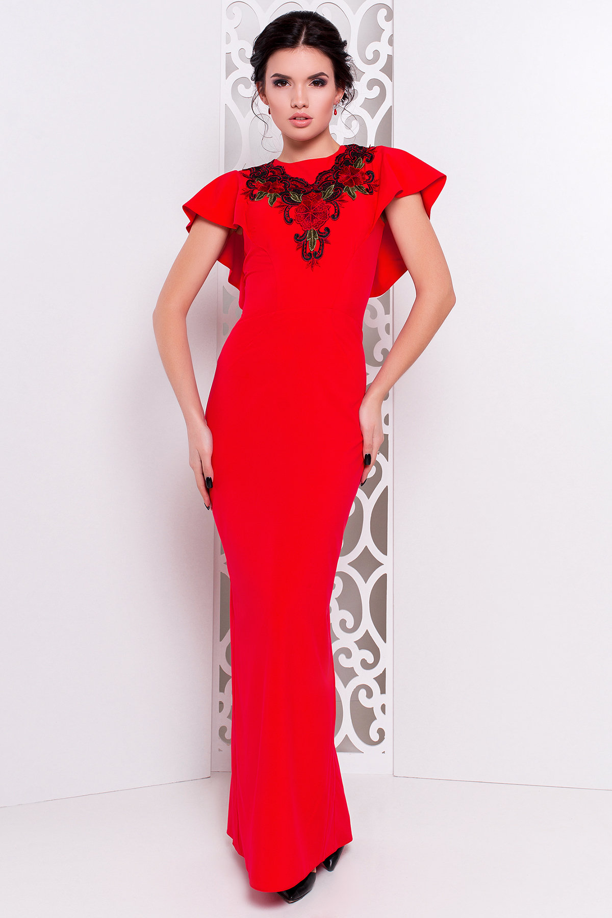 Женская одежда оптом от производителя Платье Ариель 407