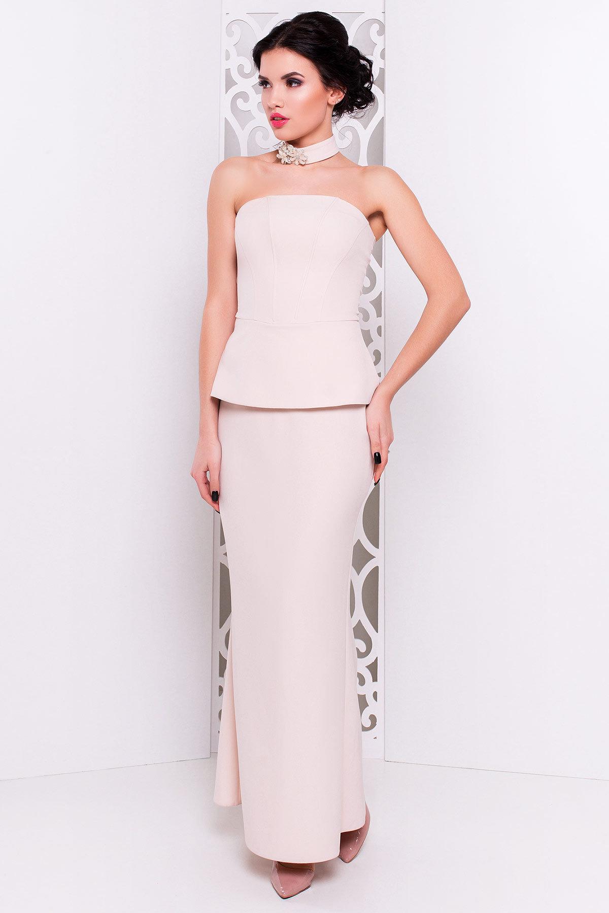 Женская одежда оптом от производителя Платье Тария 419