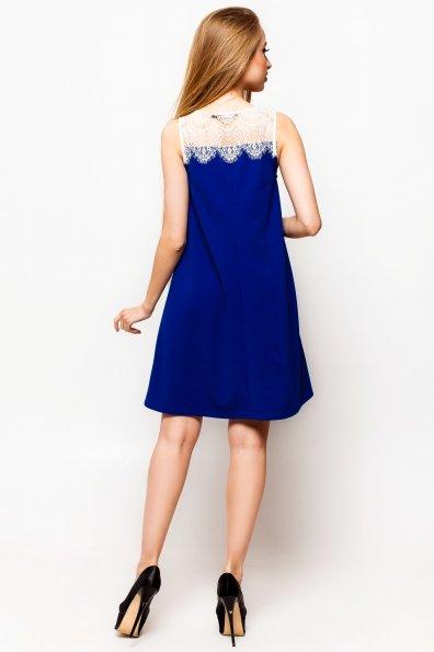 Платье Дженоя Цвет: Электрик