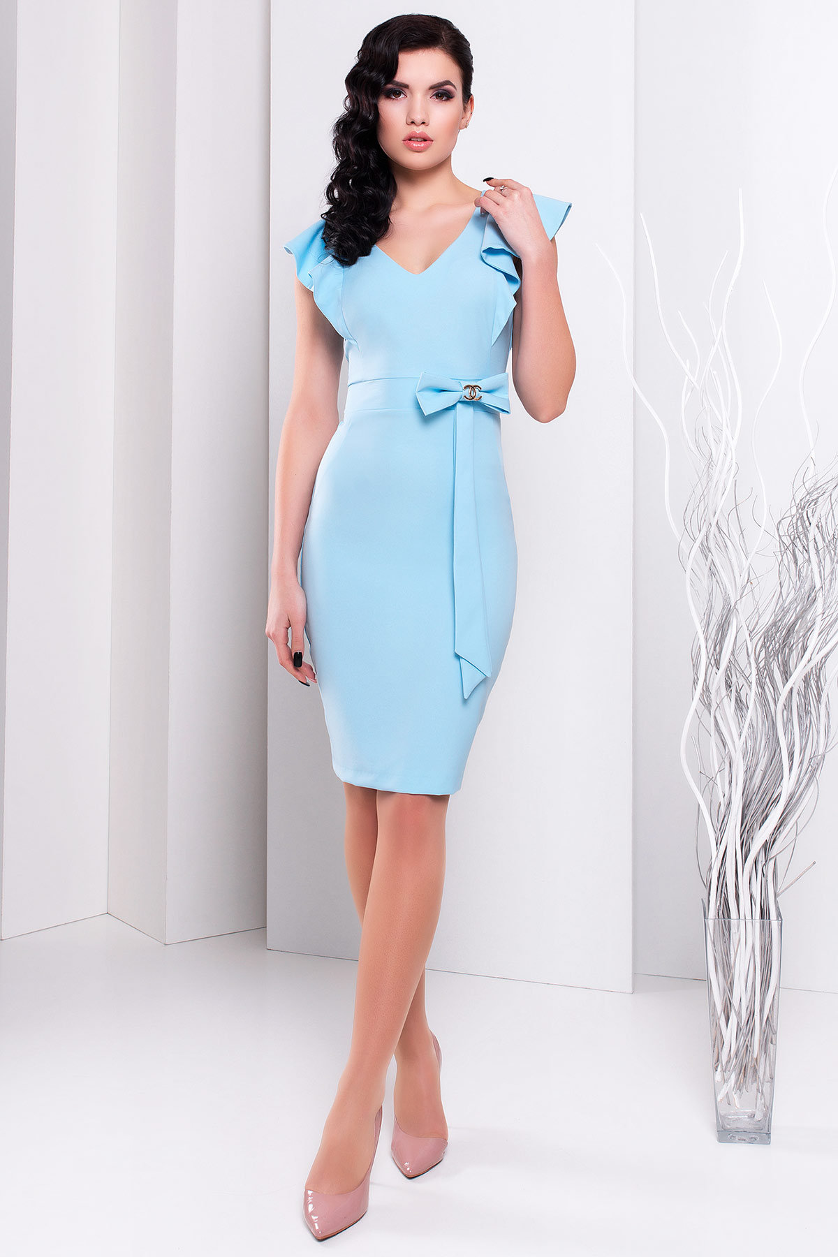 Женские платья оптом от Modus Платье Жаде 131