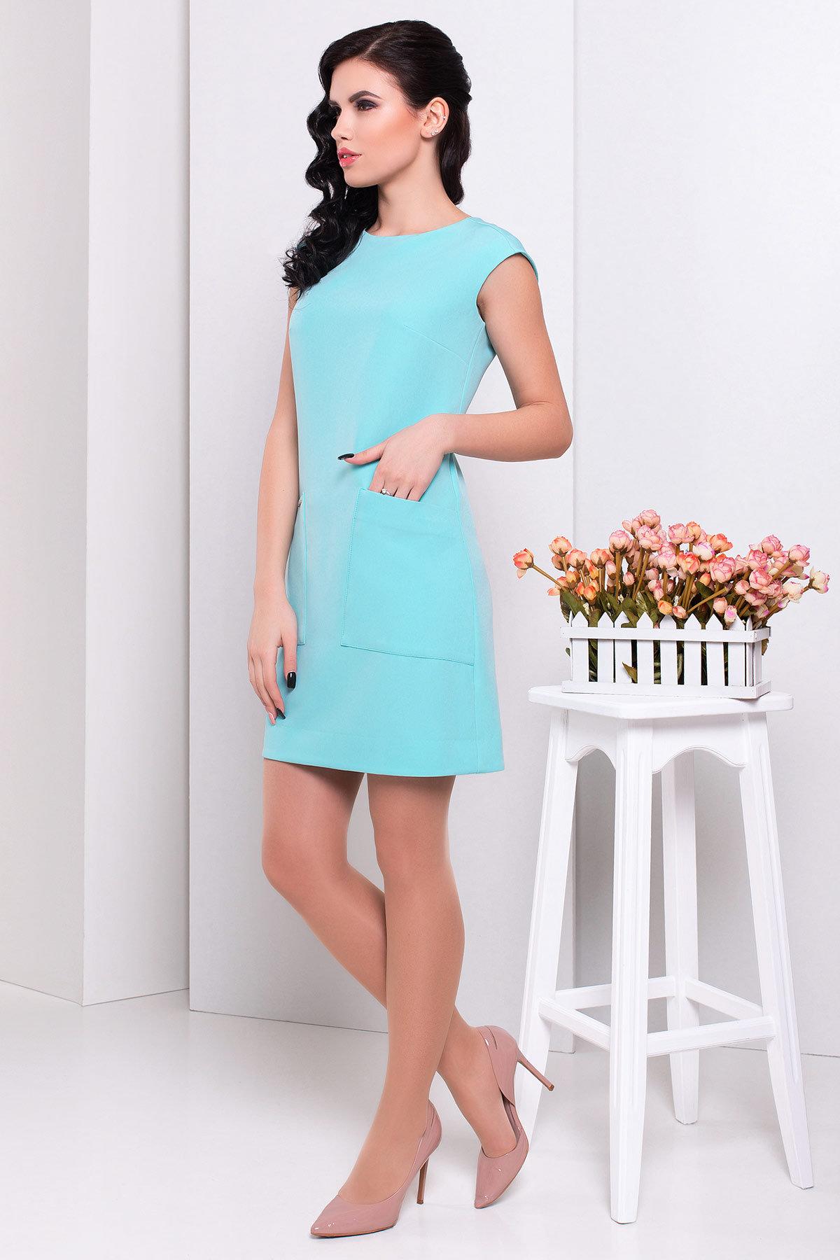 Платье Виларго лайт 270 Цвет: Мята