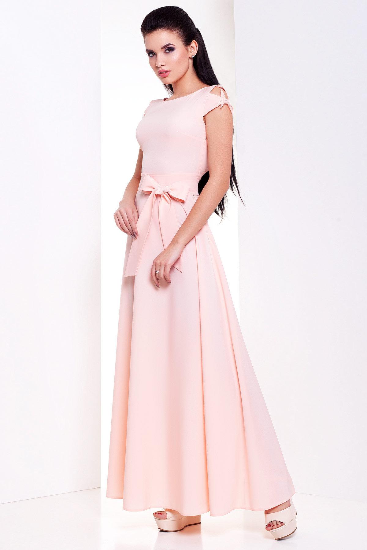 Платья трикотажные оптом от производителя Платье Жадор 333