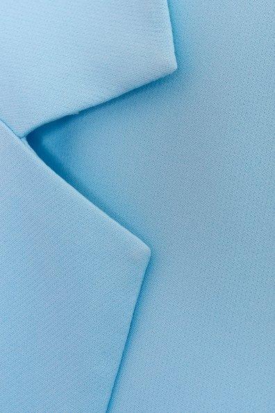 Жакет Мохито 2837 Цвет: Голубой