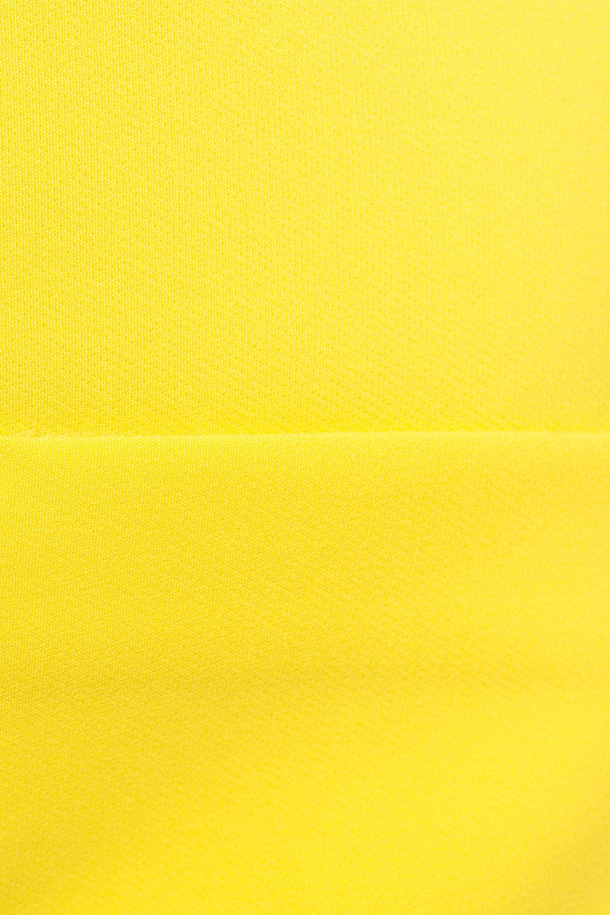 Юбка Рона 2762 АРТ. 15175 Цвет: Желтый - фото 4, интернет магазин tm-modus.ru