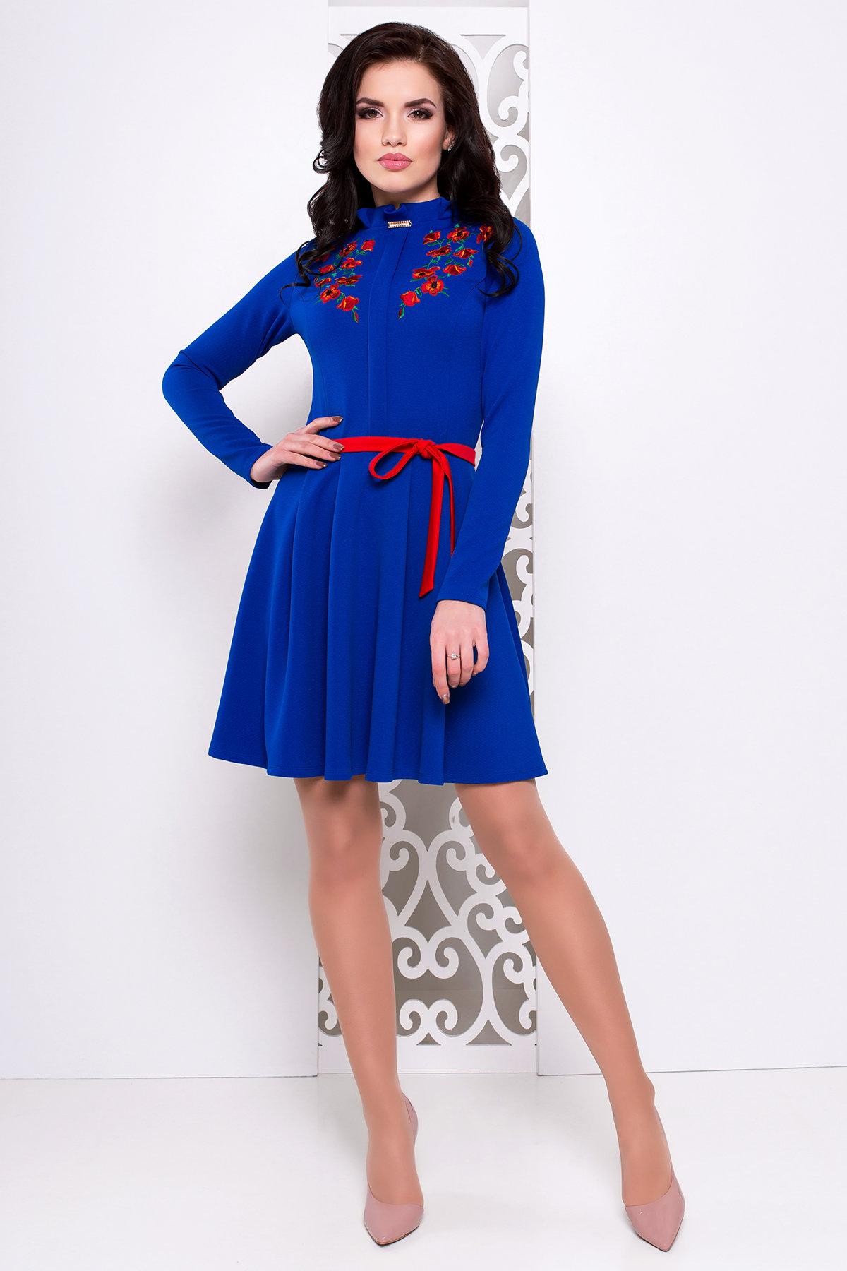 Купить женскую одежду оптом Платье Иванка 2995