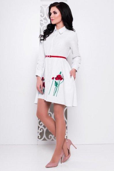 """Купить Платье - рубашка """"Бри 2913"""" оптом и в розницу"""