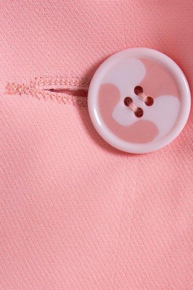 Однотонный приталенный жакет Эдвин 2734 Цвет: Персик
