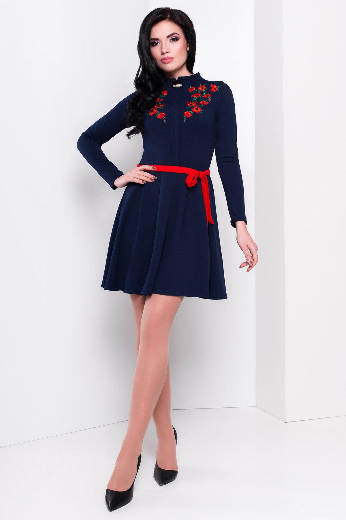 Оптовый интернет-магазин платьев Modus Платье Иванка 2995