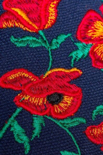 Платье Иванка 2995 Цвет: Темно-синий