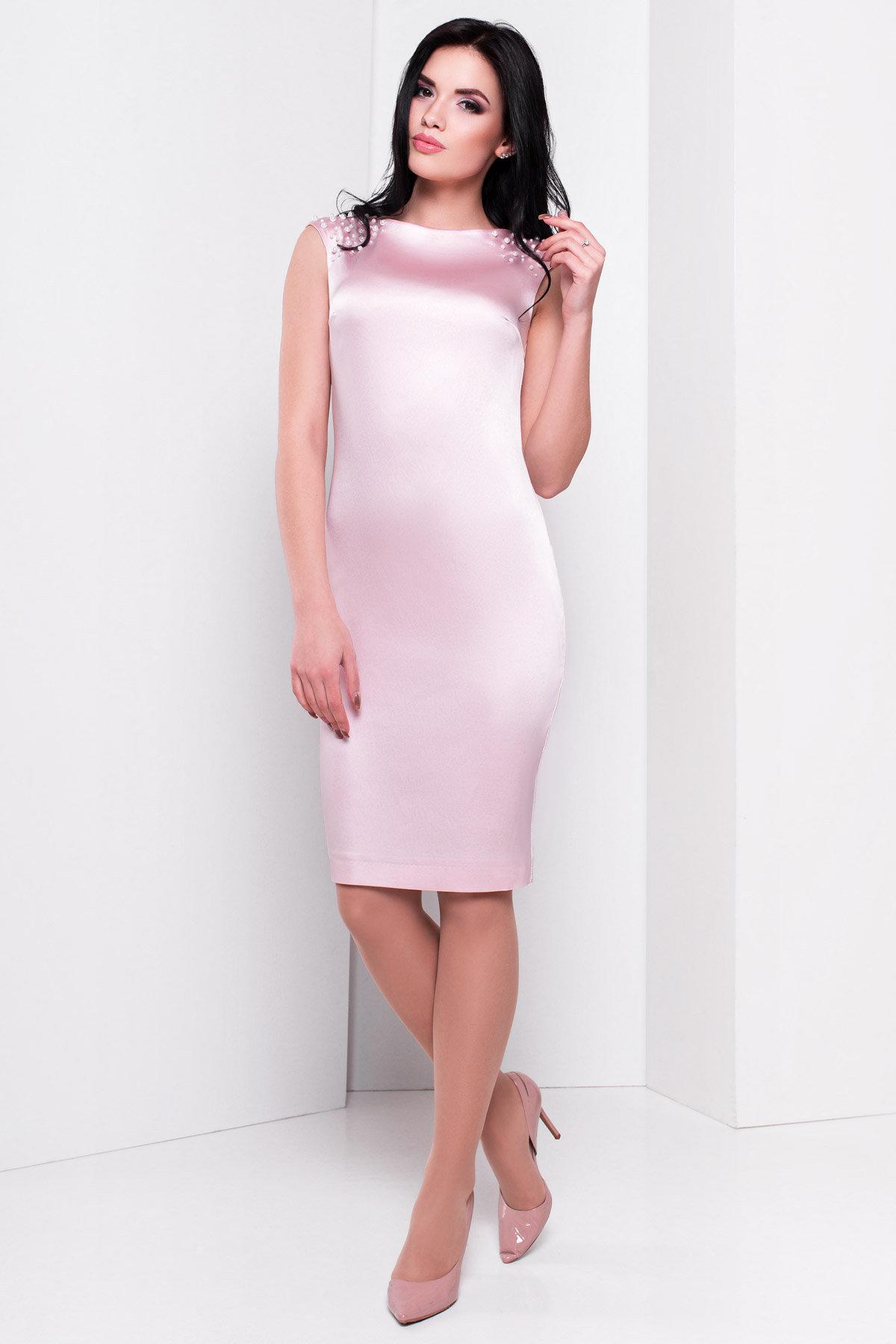 Платья трикотажные оптом от производителя Платье Дарина 2964