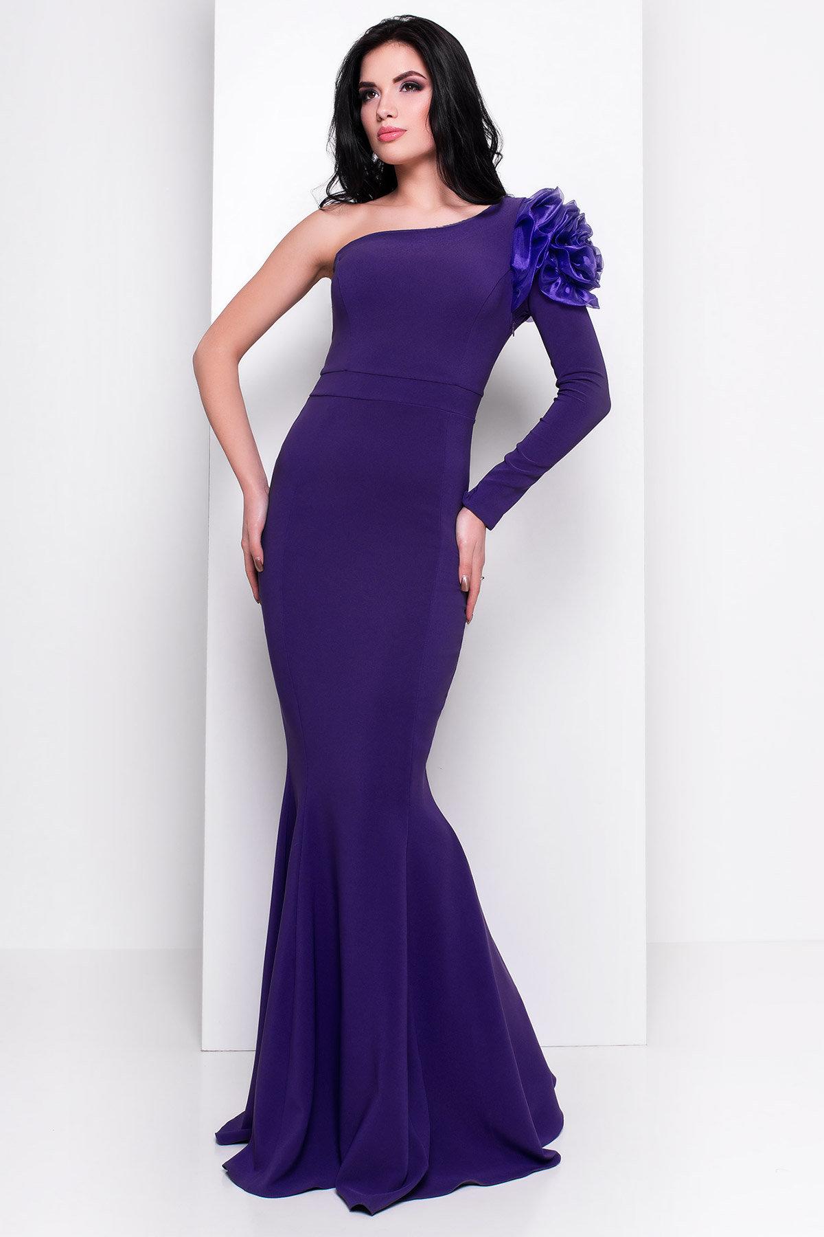 Купить женское трикотажное платье оптом Платье Претти 409
